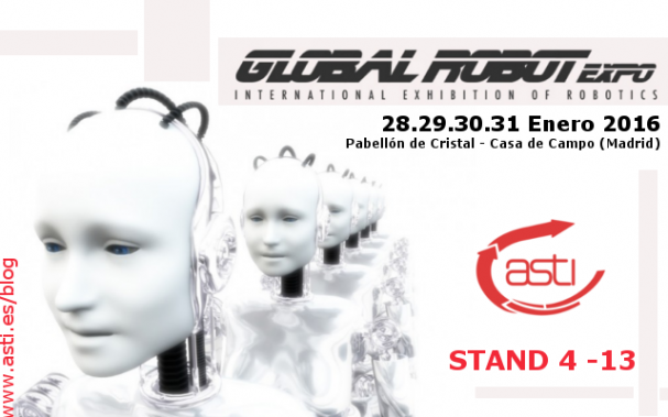 ASTI EN GLOBAL ROBOT EXPO