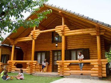 Casas de Madera de Troncos – Nuevas Casas Prefabricadas