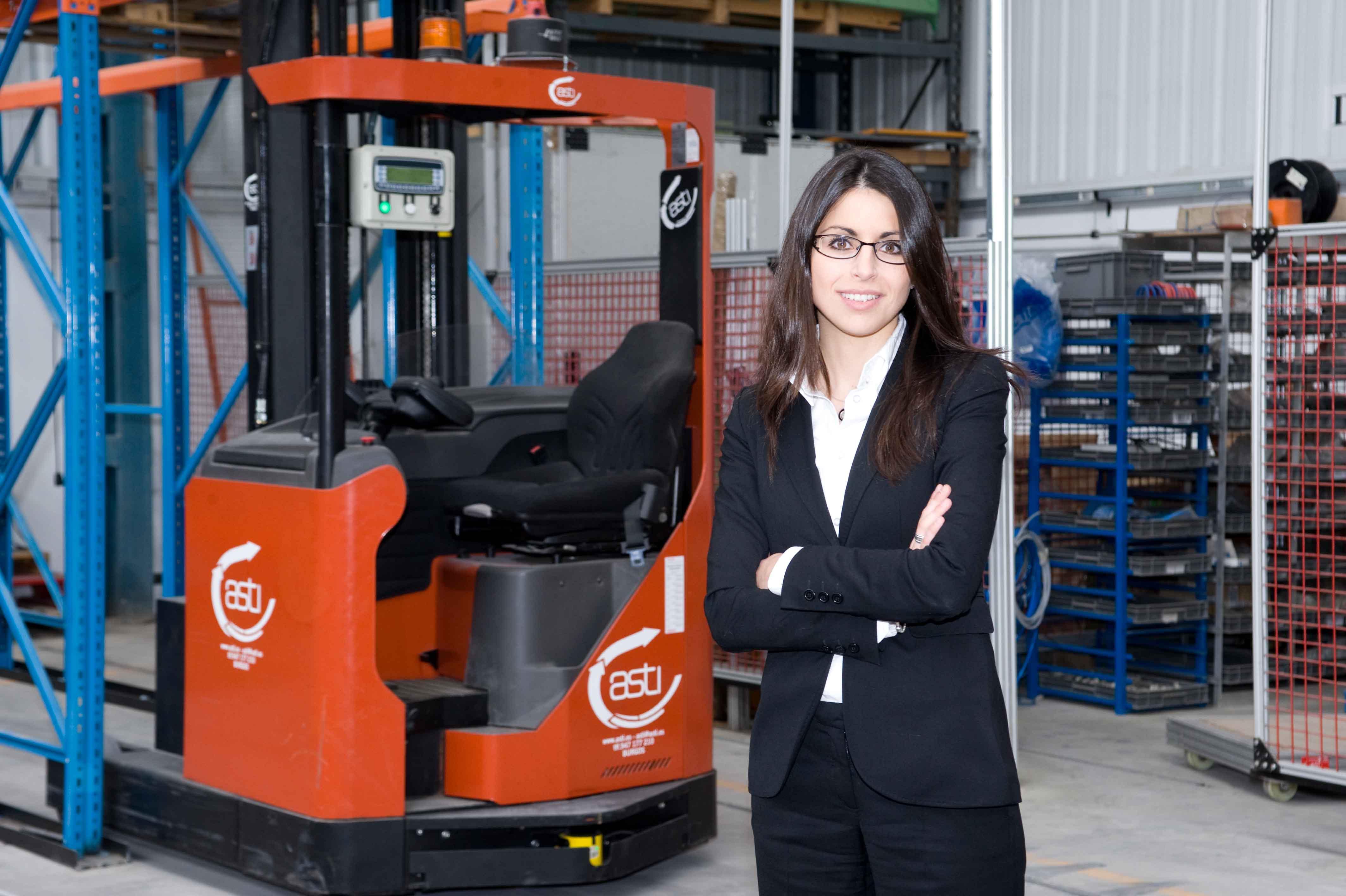 """Verónica Pascual, """"asimilar la tecnología depende de la cantidad, capacidad y calidad del talento"""""""