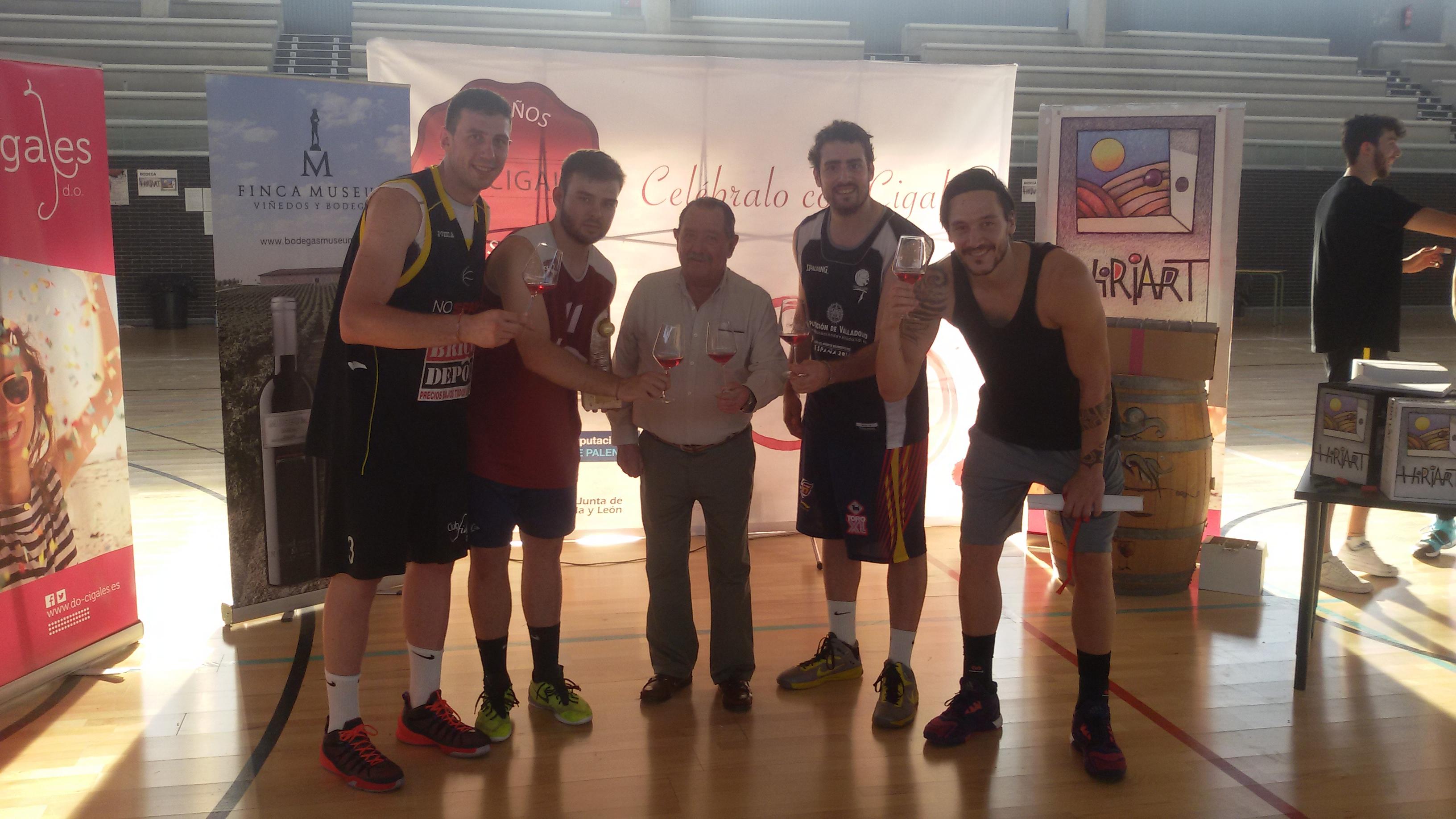 El Torneo 3×3 de Baloncesto DO Cigales tendrá continuidad