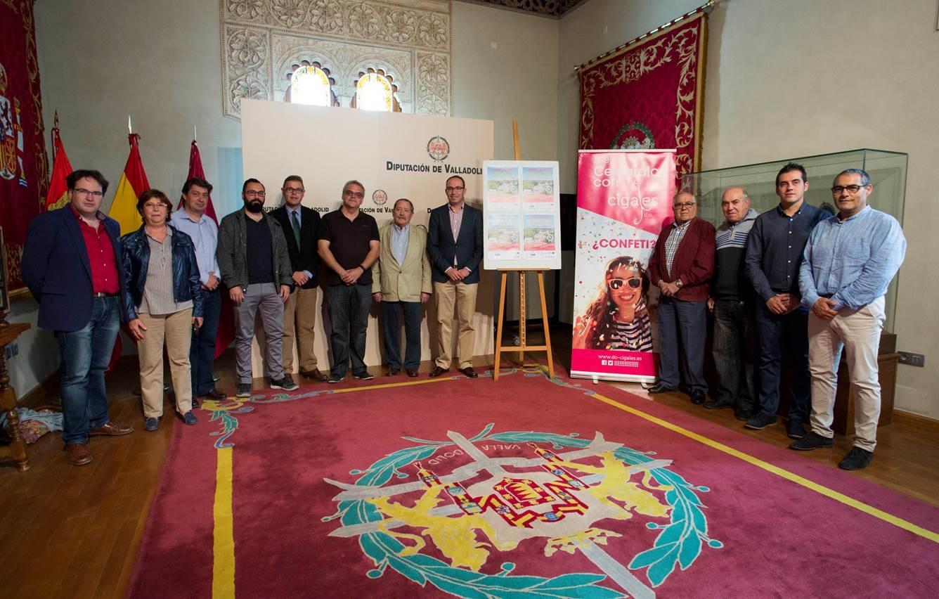 Inauguramos la I Marcha BTT DO Cigales con las 300 plazas previstas cubiertas