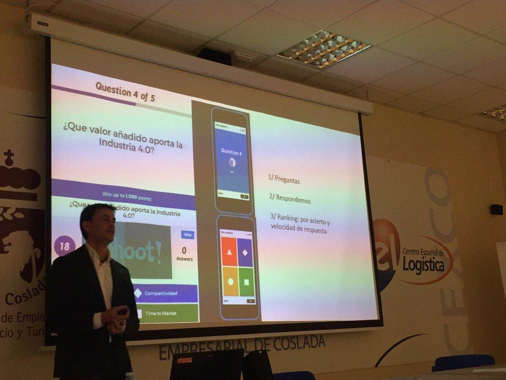 Los AGVs y la Industria 4.0, en el Centro Español de Logística
