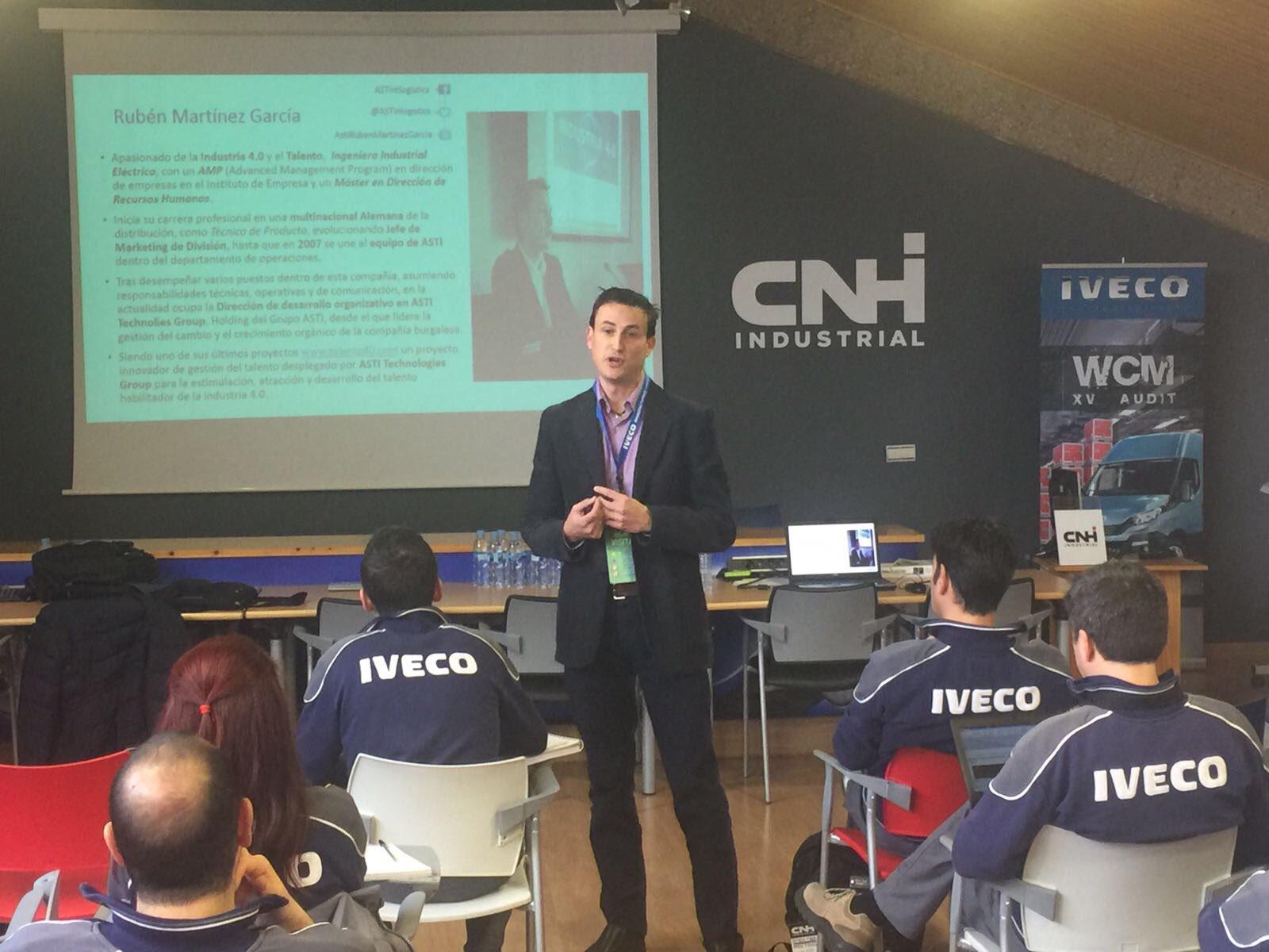 Industria 4.0, en IVECO Valladolid