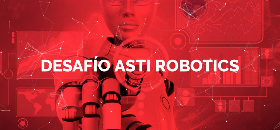 33 equipos inscritos en la primera edición del desafío ASTI Robotics