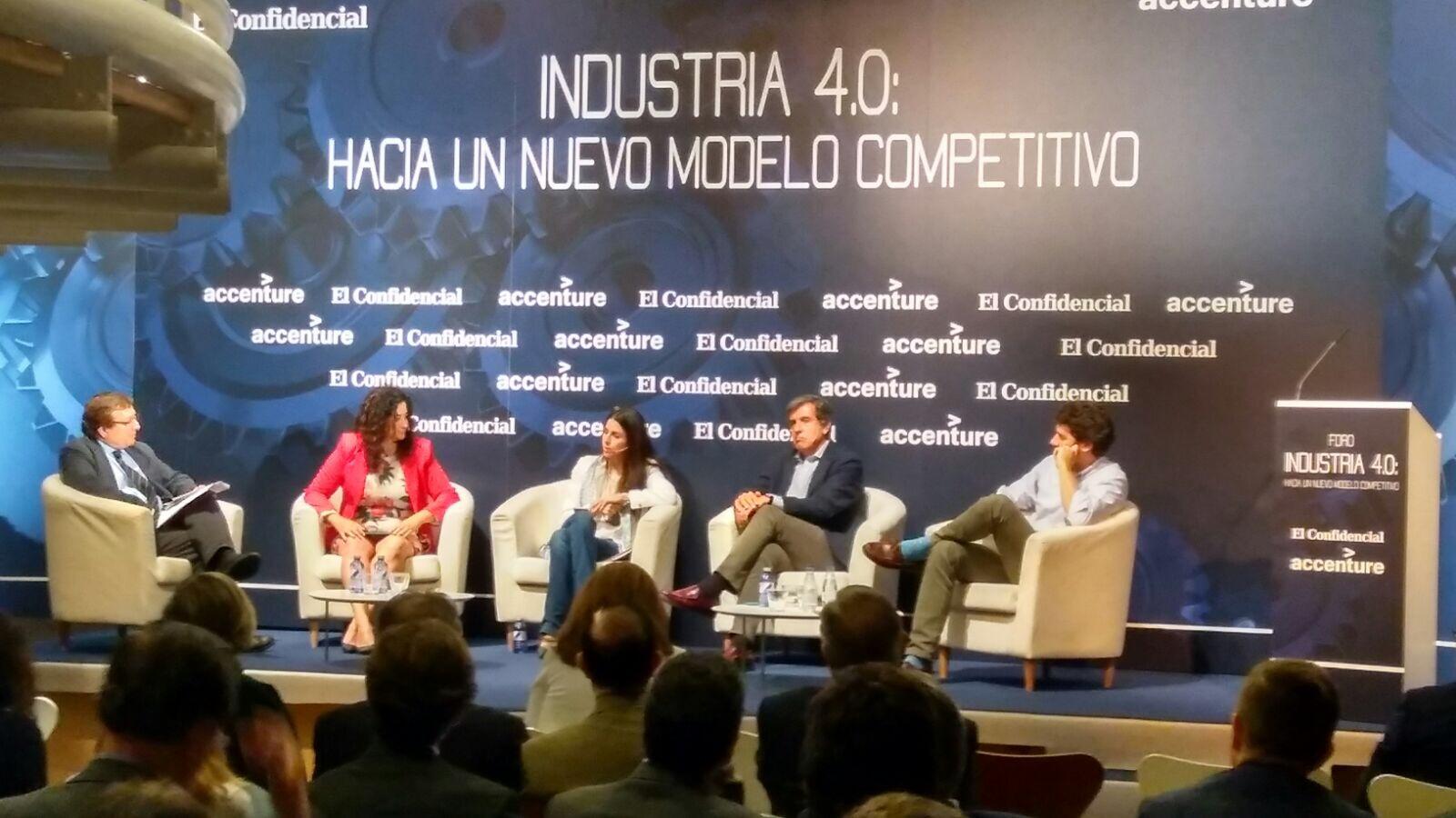 """Verónica Pascual afirma que """"Burgos es la provincia con menos paro porque hay muchas industrias que han invertido en talento"""""""